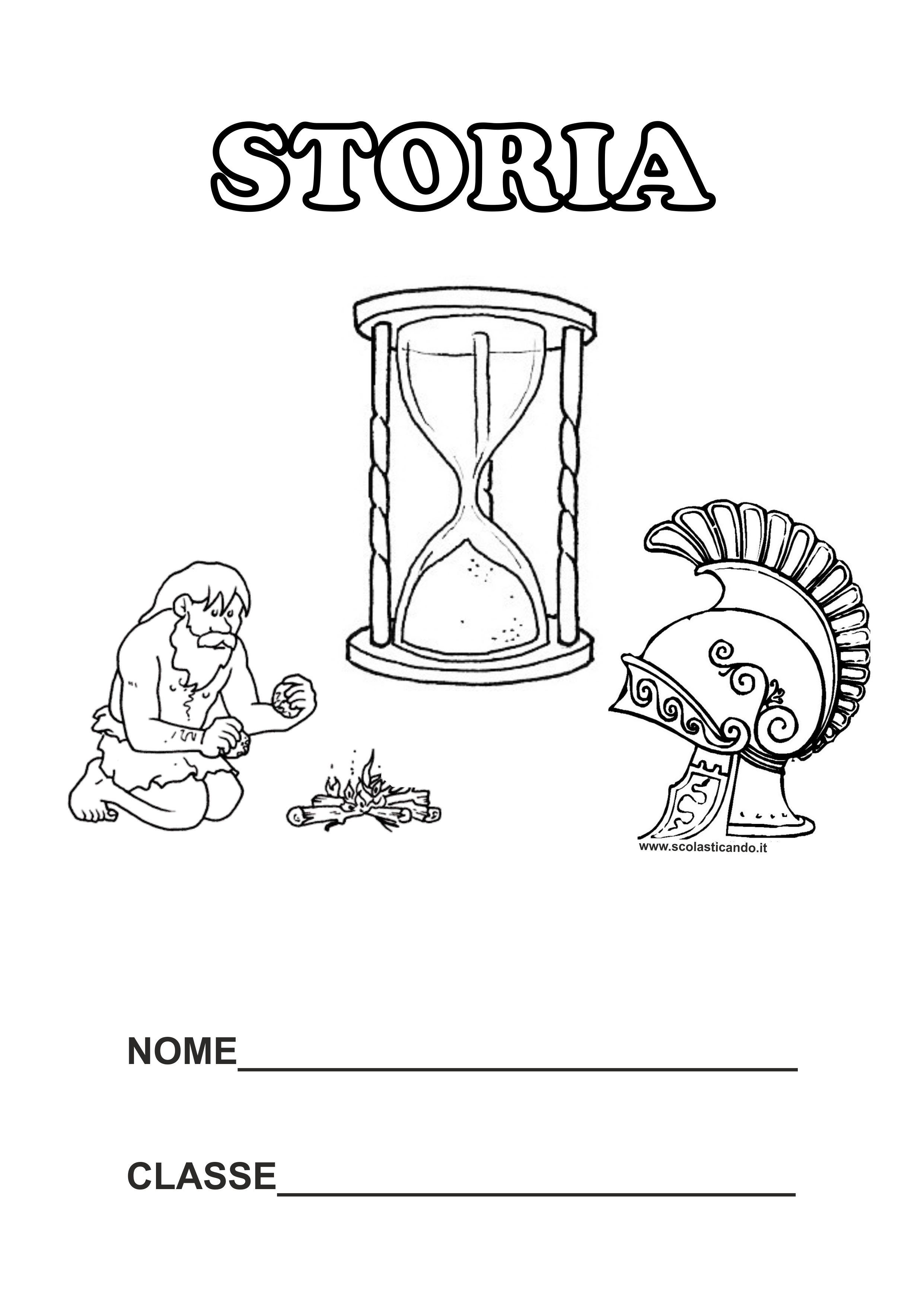 spesso Copertine per quaderni scuola primaria GX34