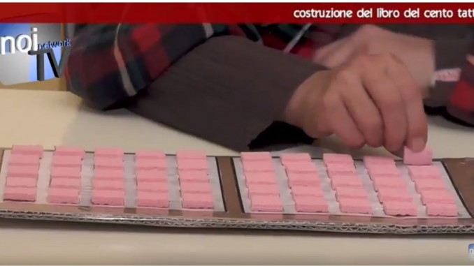 Videotutorial: costruzione del libro del 100 tattile con ...