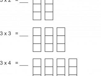 tabellina 3