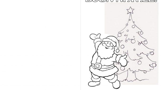 Biglietti Di Natale Modelli.Feste E Ricorrenze Natale Modelli Di Biglietti E Letterina Da Scaricare