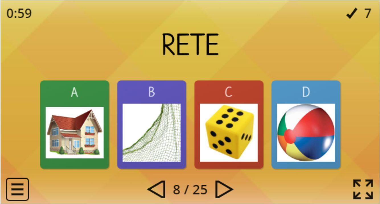 Giochi Interattivi Classe Prima Leggi E Clicca Sull Immagine